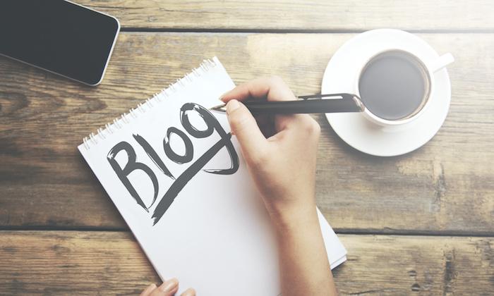How to Start and Write a Blog