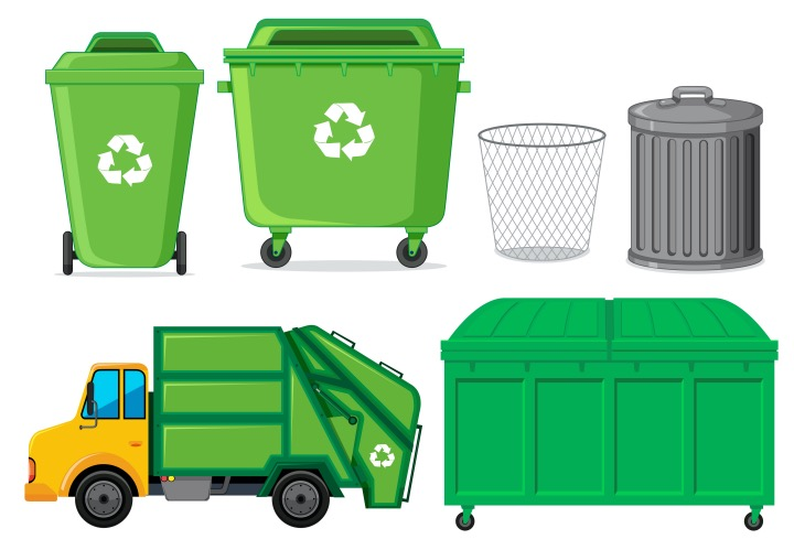 Benefits of Addressing Waste in a Commercial Building