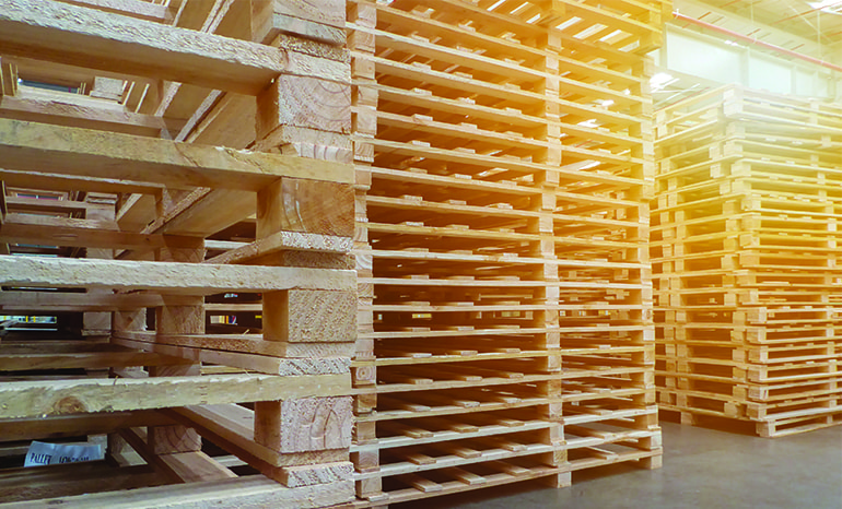 Pallet Core Supply Is Critical to Recycling Success