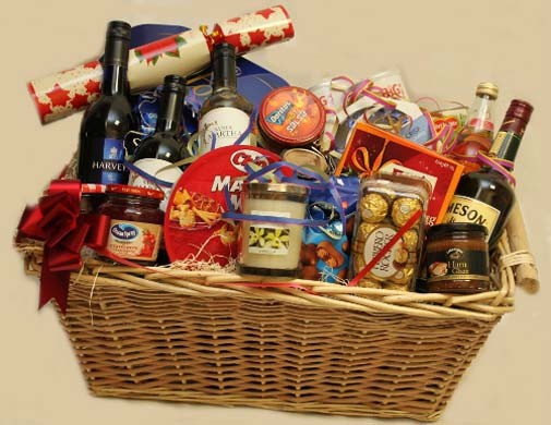 Best Christmas Food Hampers for 2021