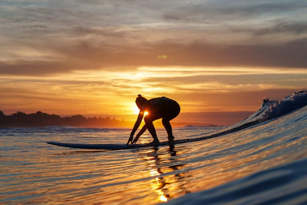 How long does it take to learn how to surf?