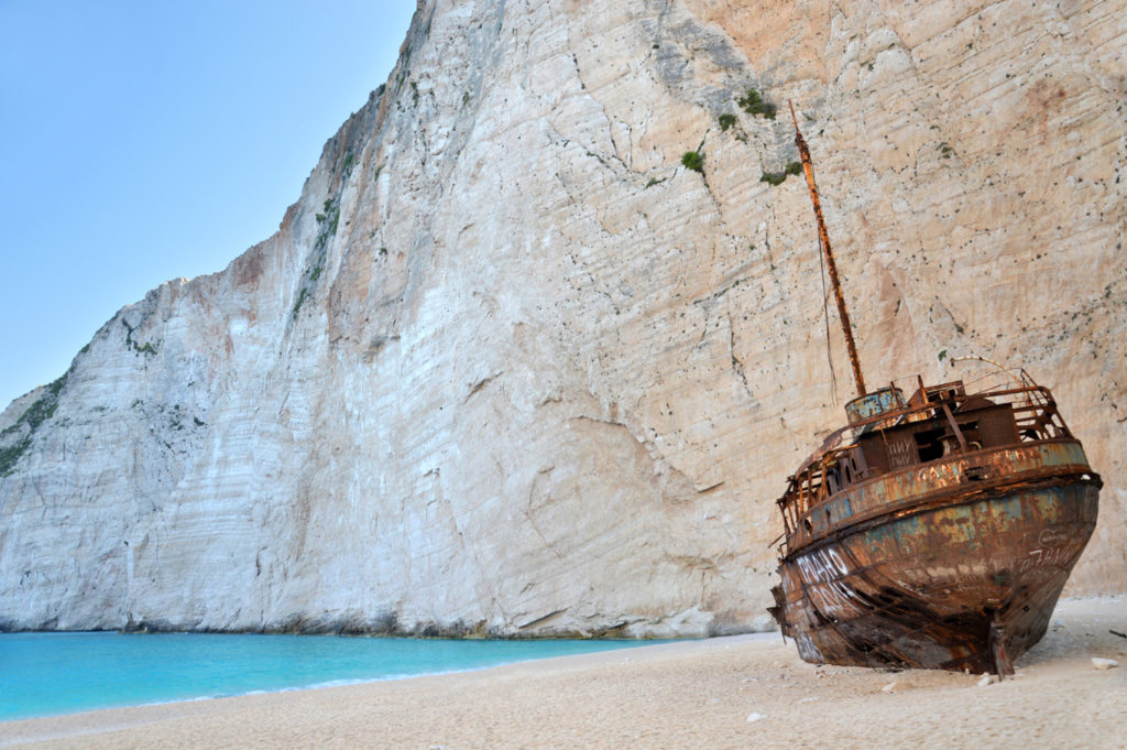 How Did The World's Most Famous Shipwreck Come To Be?