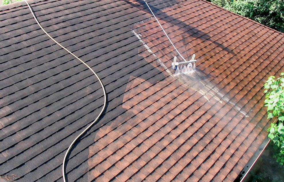 Basic Preventative Maintenance of Roof Cleaning