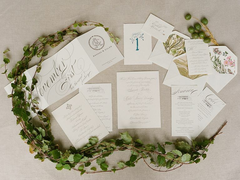 Everything you need to know wedding invitations