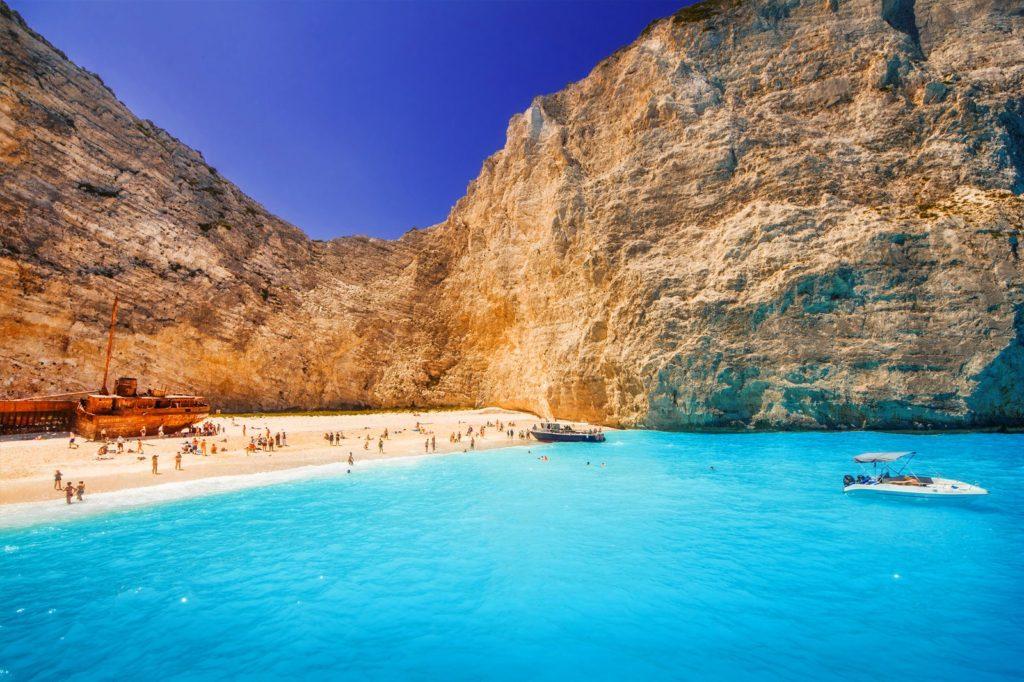Best Beaches in Zante, Greece